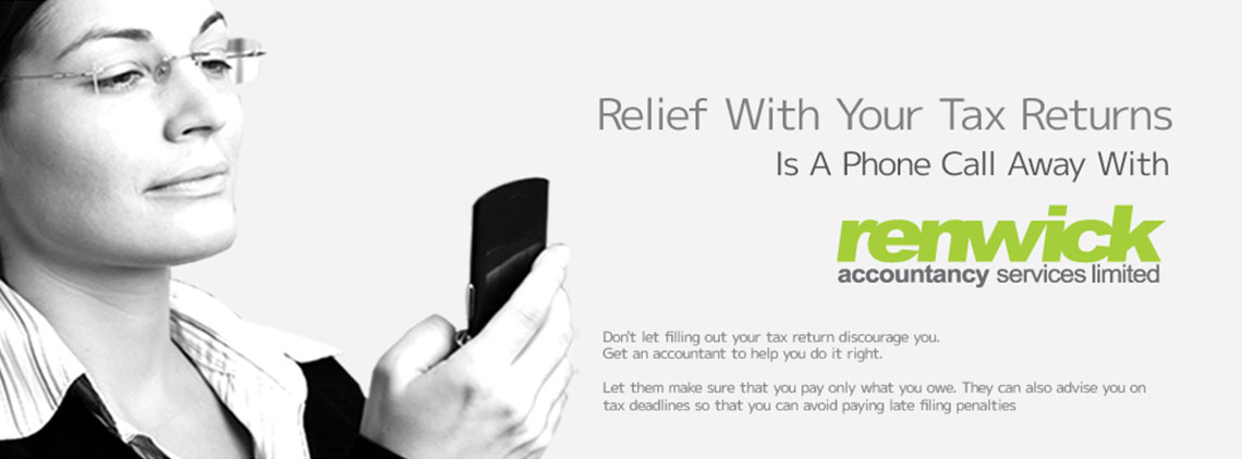 accountant relief with tax returns